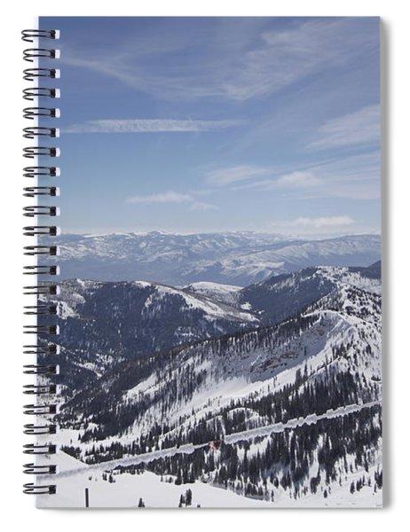 Mineral Basin Spiral Notebook