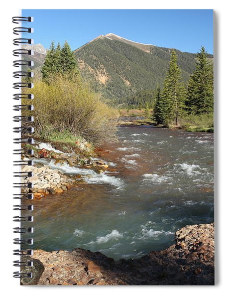Mineral Creek Spiral Notebook