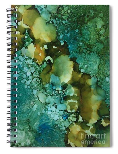 Mineral Spirits Spiral Notebook
