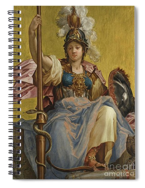 Minerva Spiral Notebook