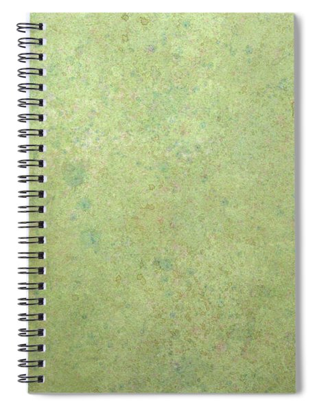 Minimal Number 1 Spiral Notebook by James W Johnson