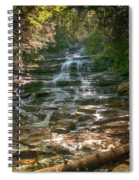 Minnehaha Falls Spiral Notebook