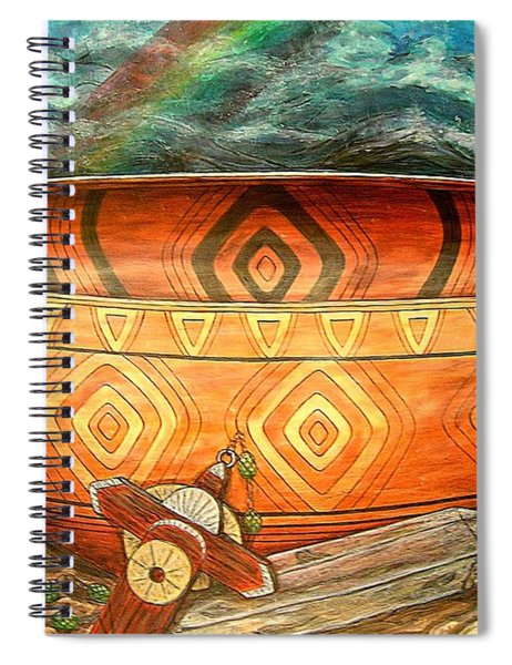 Miracles Spiral Notebook