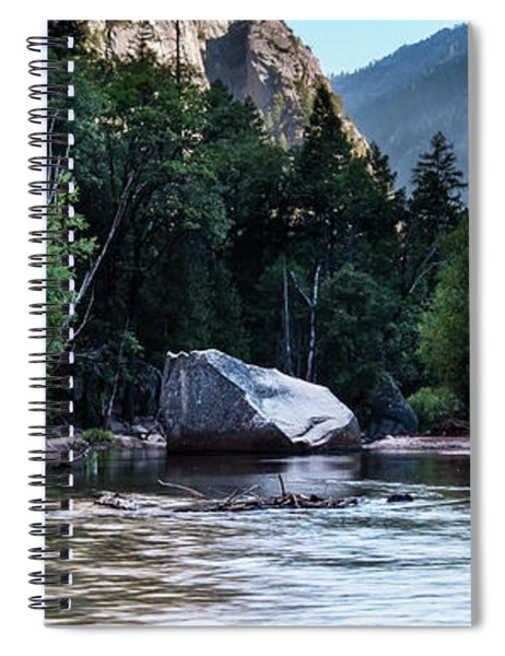 Mirror Lake- Spiral Notebook