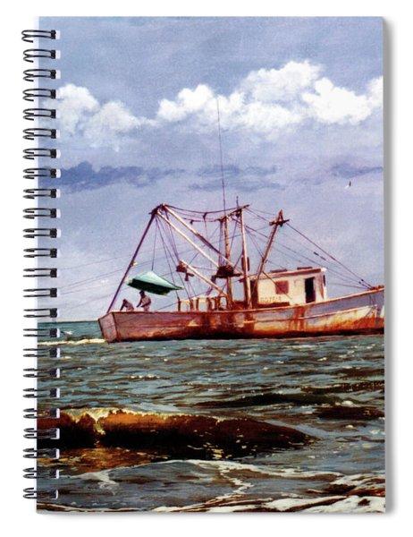 Miss Christy Spiral Notebook