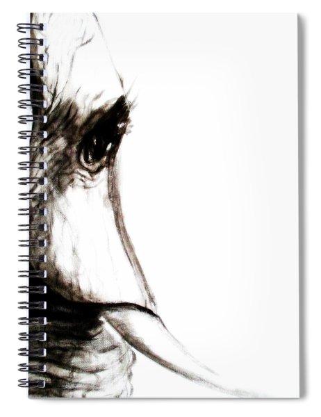 Miss Ellie Spiral Notebook