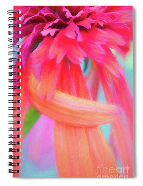 Miss Hot Papaya, Please Take A Bow Spiral Notebook
