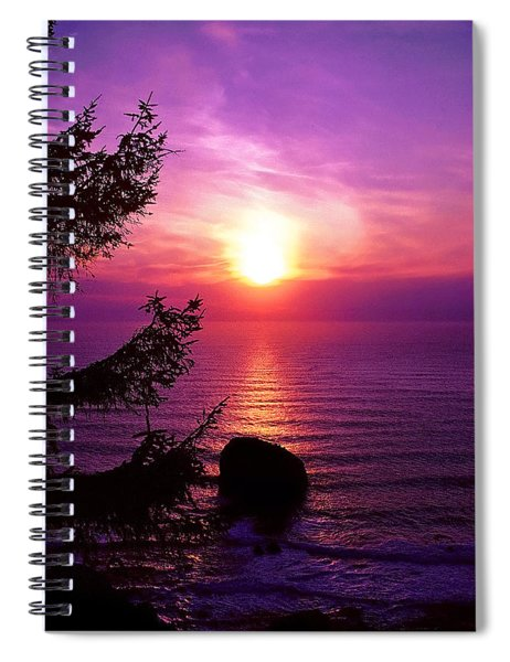 Miss You Already Spiral Notebook