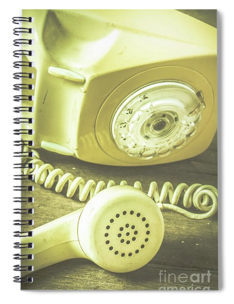 Missing Without A Trace Spiral Notebook