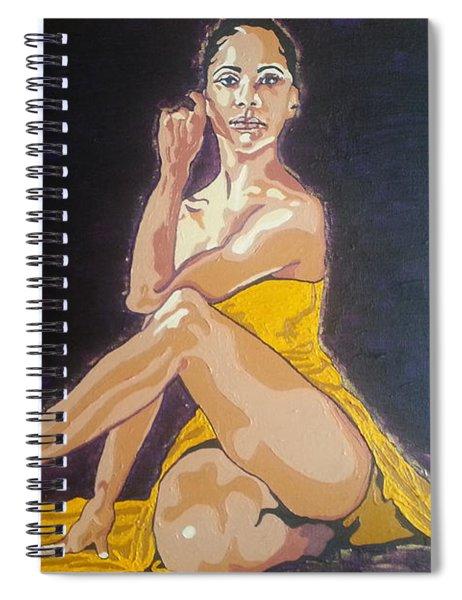 Misty Copeland Spiral Notebook
