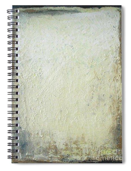 Misty December Spiral Notebook by Vesna Antic