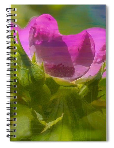 mix Spiral Notebook