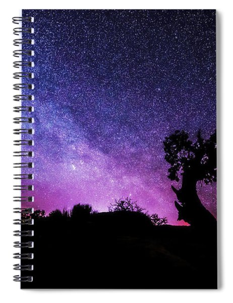 Moab Skies Spiral Notebook