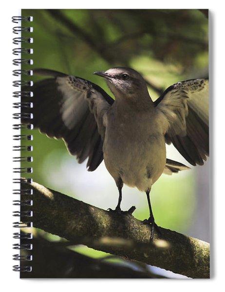 Mockingbird  Spiral Notebook