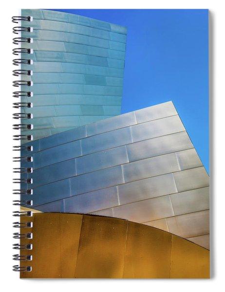Modern Rock Spiral Notebook