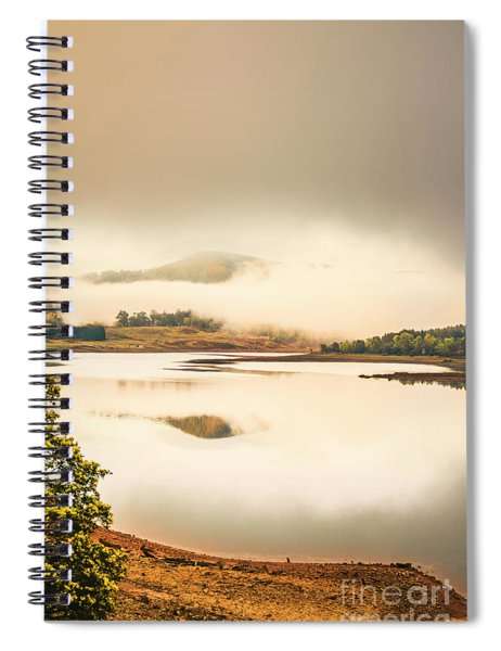 Moina Morning Spiral Notebook
