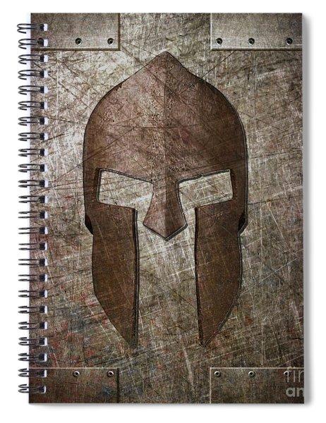 Molon Labe Spiral Notebook
