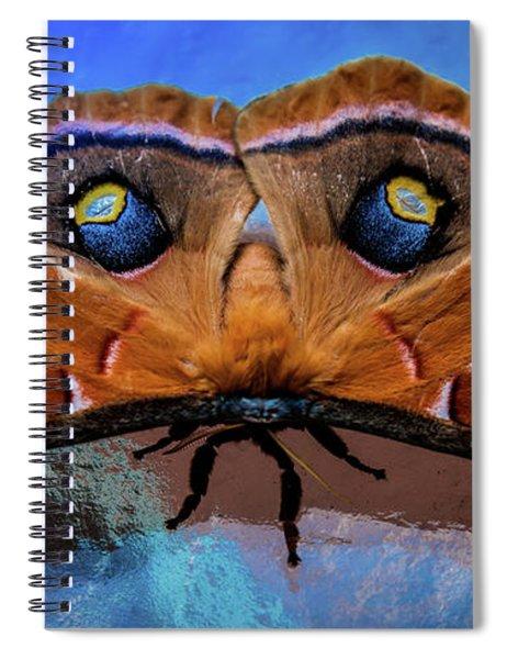 Moments We Cherish Spiral Notebook