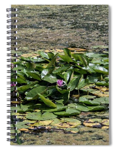 Monet At Giverny - 2 Spiral Notebook