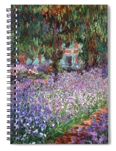 Monet: Giverny, 1900 Spiral Notebook