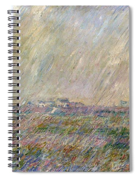 Monet: Landscape Spiral Notebook