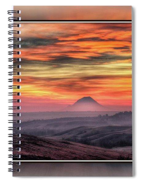 Monet Morning Spiral Notebook