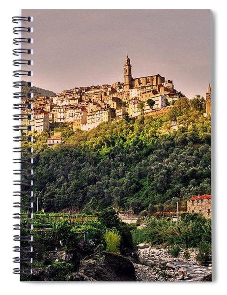 Montalto Ligure - Italy Spiral Notebook