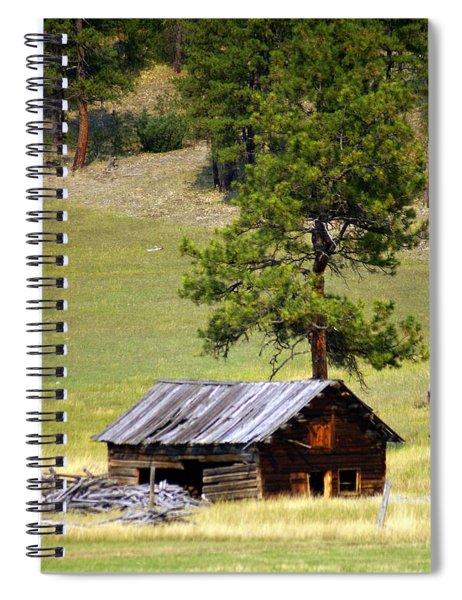 Montana Ranch 2 Spiral Notebook