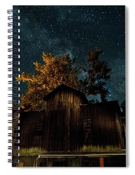 Montauk Mill Spiral Notebook