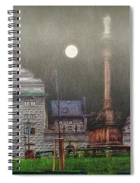 Monumental- Prague Spiral Notebook
