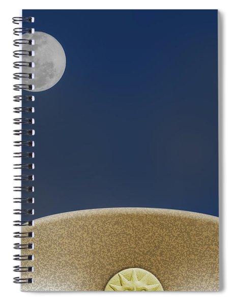 Moon Roof Spiral Notebook