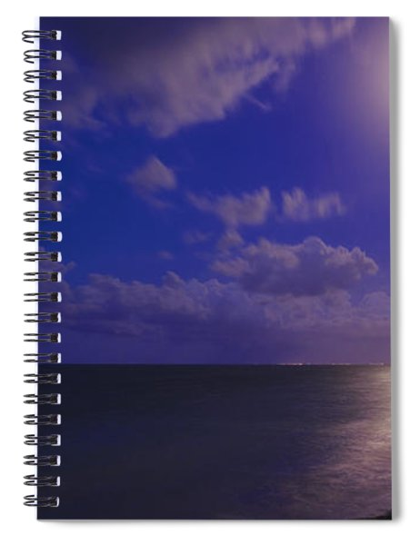 Moonlight Sonata Spiral Notebook