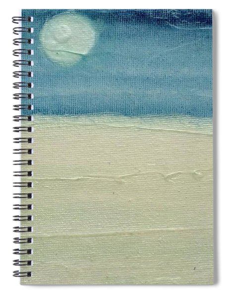 Moonshadow Spiral Notebook