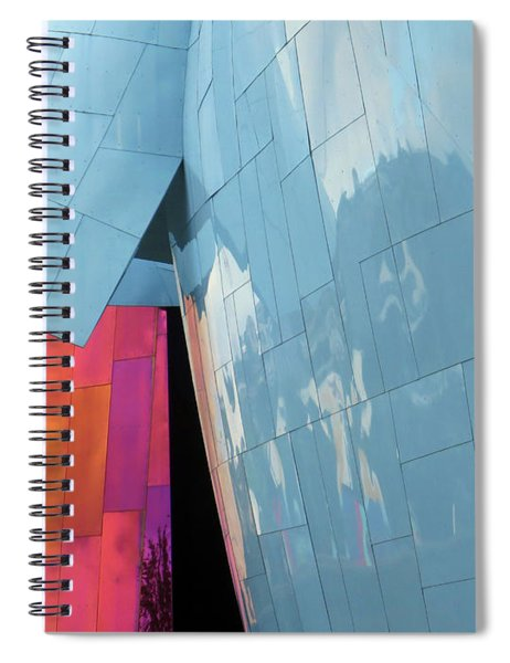 Mopop Reflections Spiral Notebook by Rick Locke