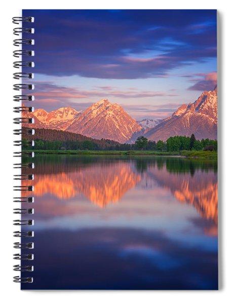 Moran Cloudcap Spiral Notebook