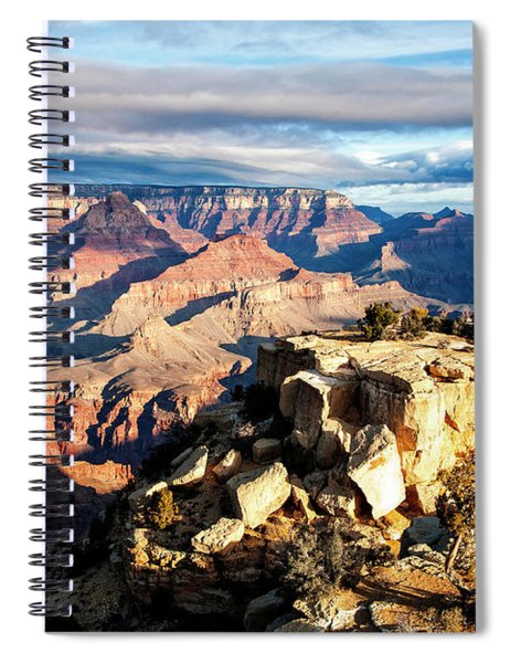 Moran Point 2 Spiral Notebook