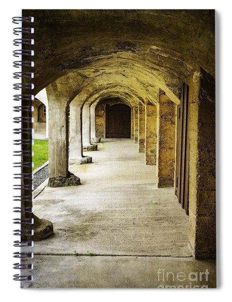 Moravian Pottery And Tile Works Spiral Notebook