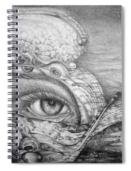 Mordor Border Watcher Spiral Notebook