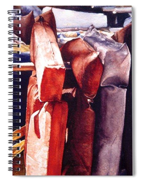 More Pfd Spiral Notebook