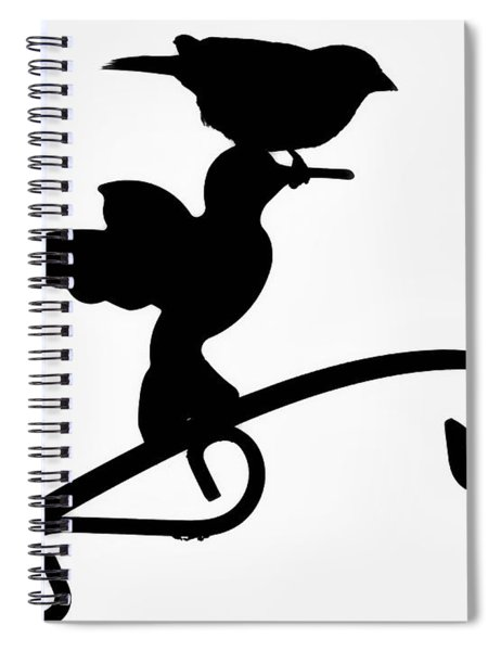Morning Adventures Spiral Notebook