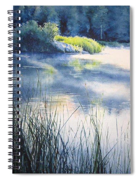 Morning Spiral Notebook