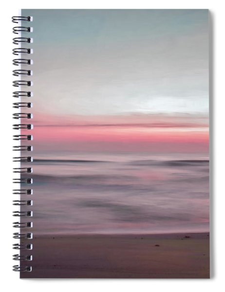 Morning Beauty Spiral Notebook