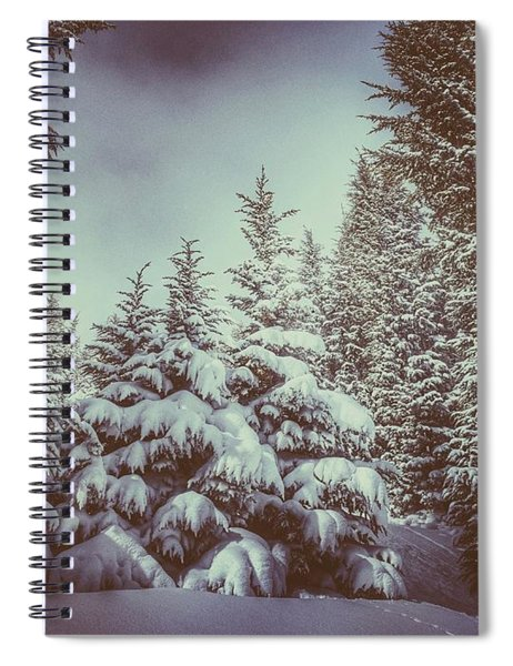 Morning Blanket Spiral Notebook