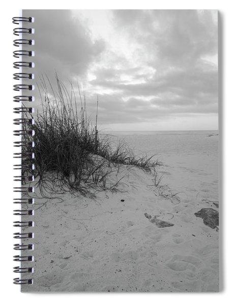 Morning Dunes  Spiral Notebook