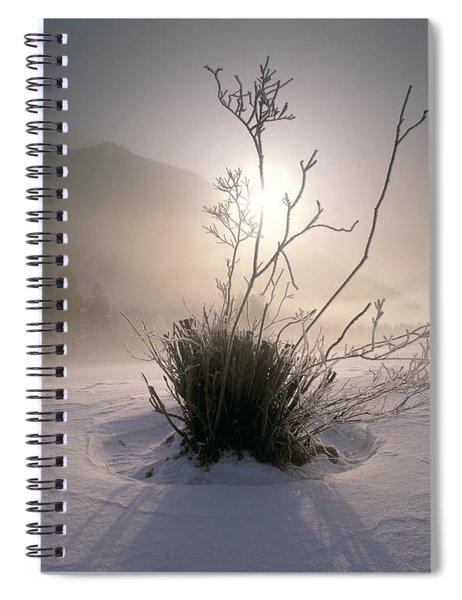 Morning Has Broken Spiral Notebook