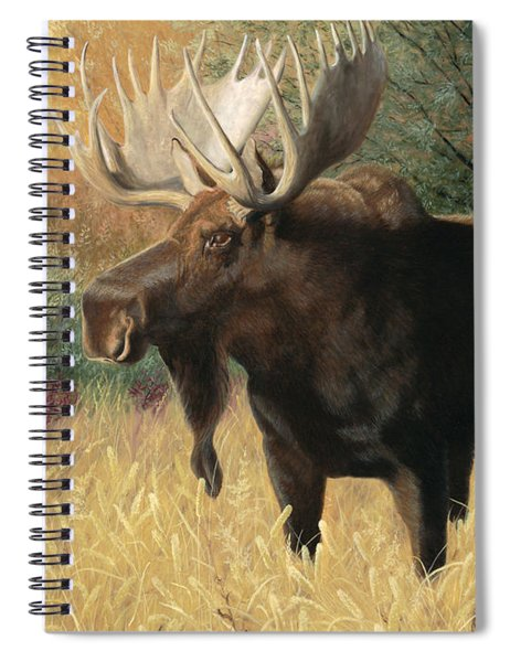 Morning Majesty Spiral Notebook