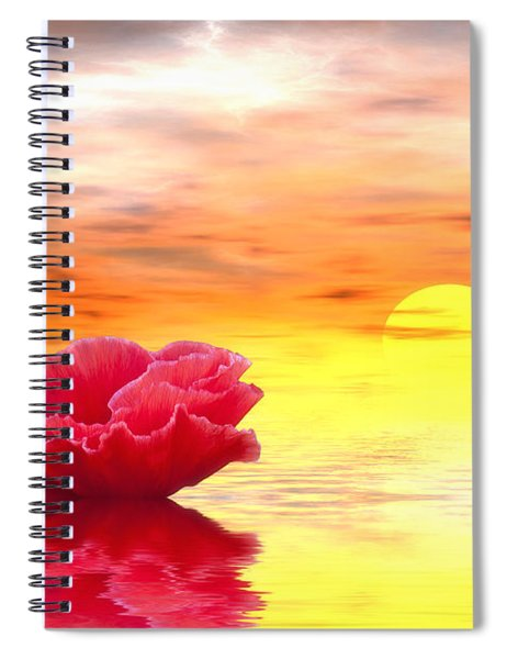Morning Of Your Dreams Spiral Notebook