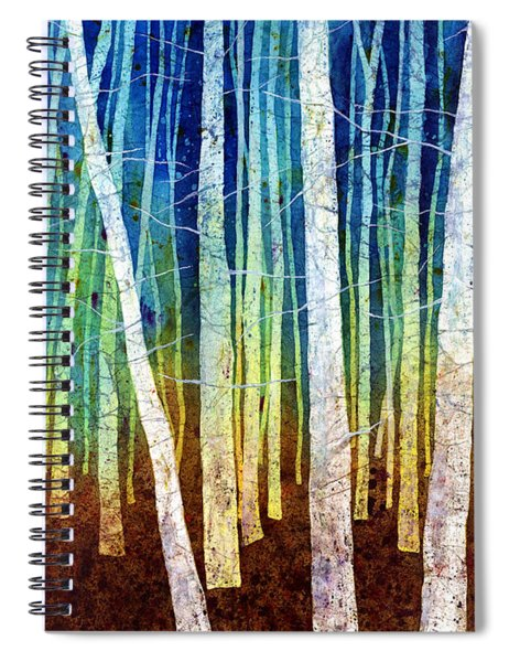 Morning Song I Spiral Notebook