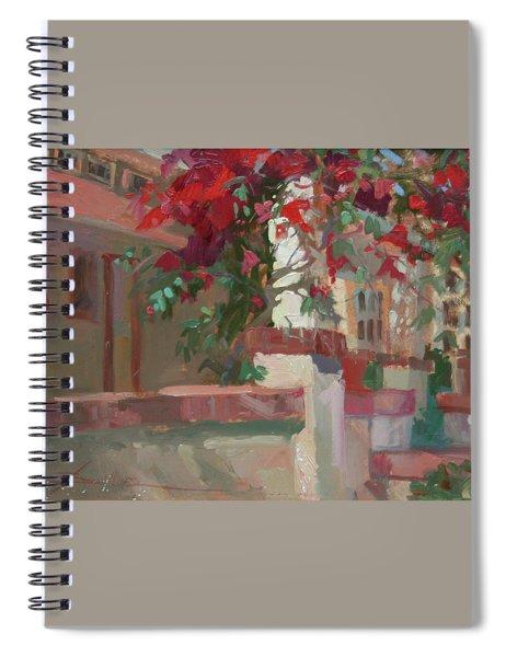 Morning Sun Banning House Spiral Notebook