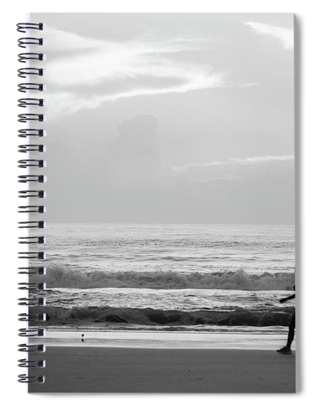 Morning Walk Spiral Notebook